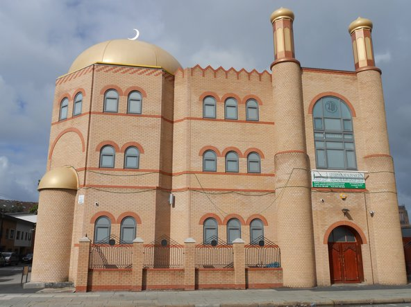 Al-Rahma Mosque, Liverpool