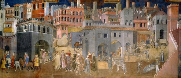 Lorenzetti Effects of Good Government