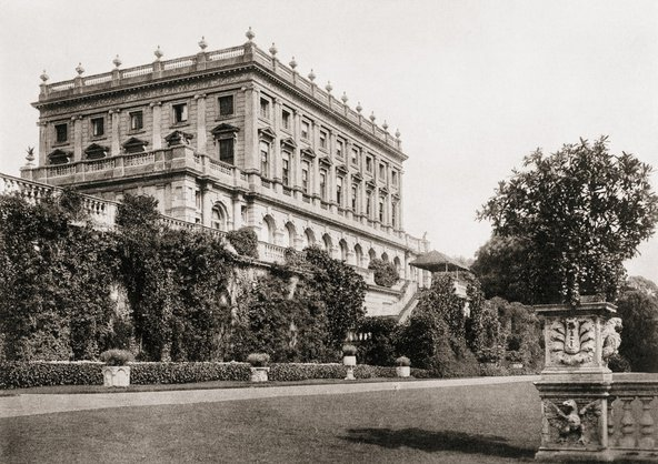 Cliveden, the Astor country home