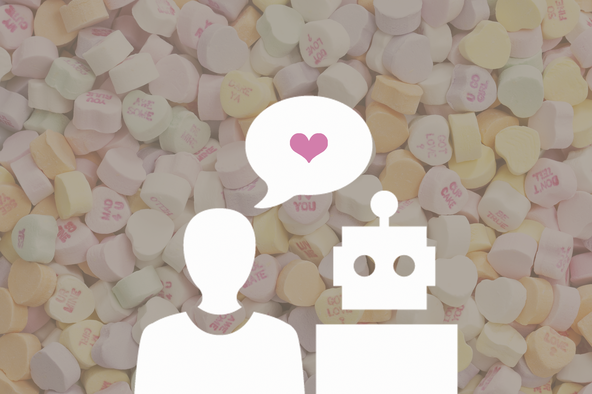 Could you fall in love with a robot?