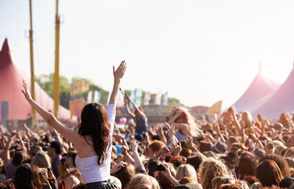 Festivals play a central role in the UK music industry and dominate the British summer calendar, with growing numbers of people attending one or more festivals each year.